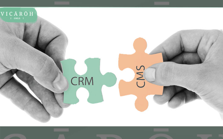 connect CMS CRM